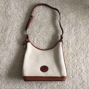 Dooney & Bourke cream purse
